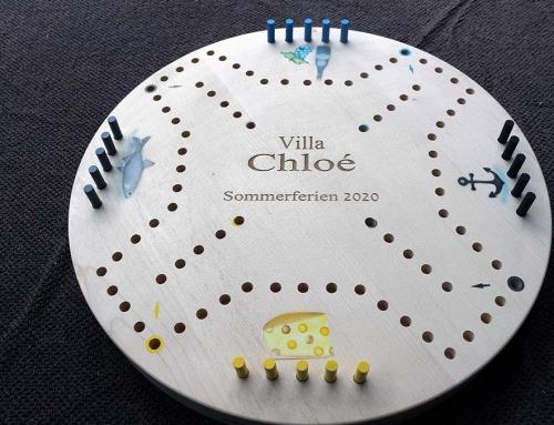 Design – Villa Chloé